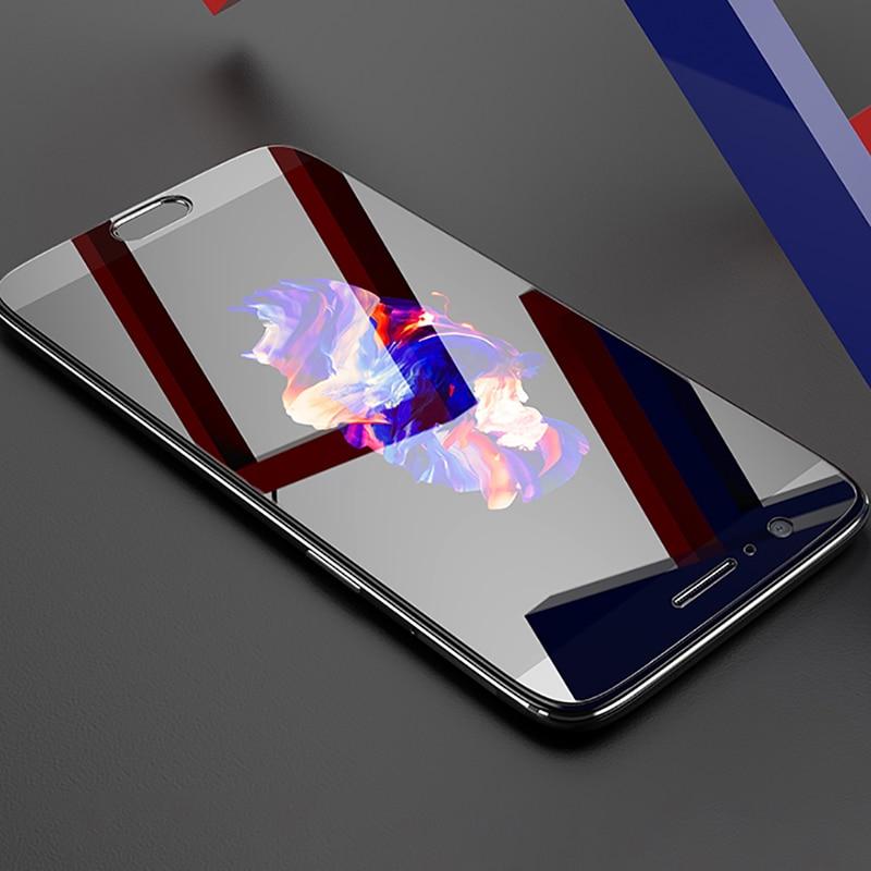 Image 5 - Оригинальная 3D полностью покрывающая Гидрогелевая пленка для OnePLus 5T 6 T 7 Pro без стеклянной защиты экрана для OnePLus 5 6 T 7T мягкая защитная пленка-in Защитные стёкла и плёнки from Мобильные телефоны и телекоммуникации