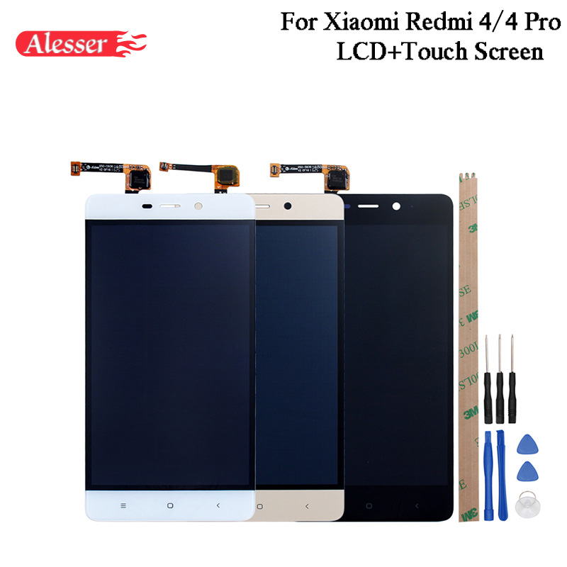 Alesser For Xiaomi Redmi 4 Pro LCD Display and Touch Screen Assembly Repair Parts +Tools For Xiaomi Redmi 4 Pro Prime Redm-in Mobile Phone LCD Screens from Cellphones & Telecommunications on AliExpress - 11.11_Double 11_Singles' Day 1