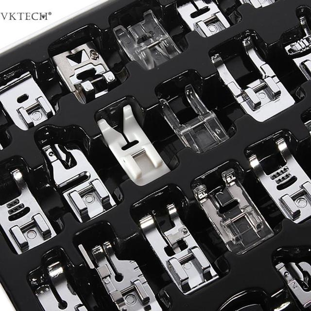 32pcs Mini Sewing Feet 4