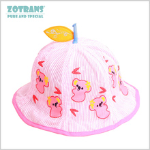 Детская шляпа летняя шапочка для новорожденного ручной платье принцессы для девочек, шапка от солнца, шапка с сеткой Кенгуру Для Маленьких Мальчиков Шапка Панама капот маленький ребёнок 6-24Months