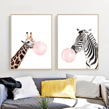 Zebra Print Behang.Zebra Print Behang Koop Goedkope Zebra Print Behang Loten Van