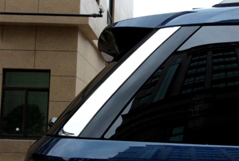 Front + Rear Fog Light Cover Trim for Buick Encore / Opel Vauxhall Mokka2013-2015