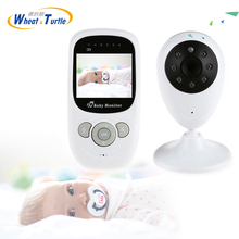 Infant 2.4 GHz Wireless Baby Radio Babysitter Digital Video Baby Sleeping Monitor Audio Night Vision Display Nanny