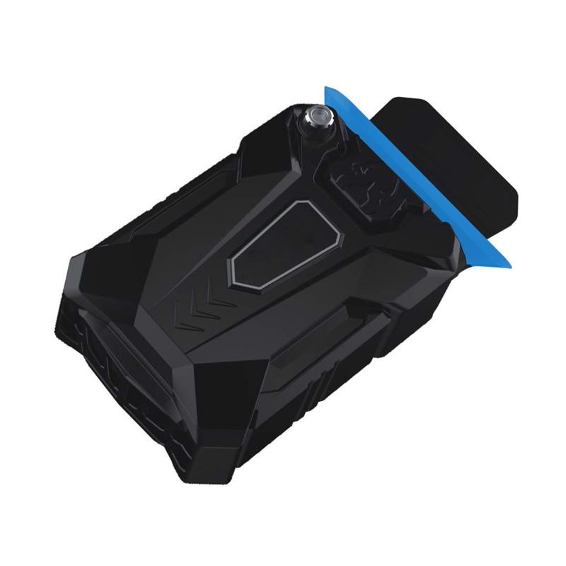USB նոութբուքի սառեցման պահոց Բարձր - Նոթբուքի պարագաներ - Լուսանկար 5