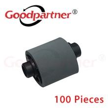 цена на 100PC Paper Pickup Roller for Samsung ML 1500 1510 1520 1710 1740 1750 1755S SCX 4016 4116 4216 4216F 4100 4200 4200R 4220 4300