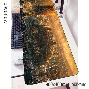 fallout mouse pad gamer laptop 90x40cm notbook mouse mat gaming mousepad large gadget pad mouse PC desk padmouse mats