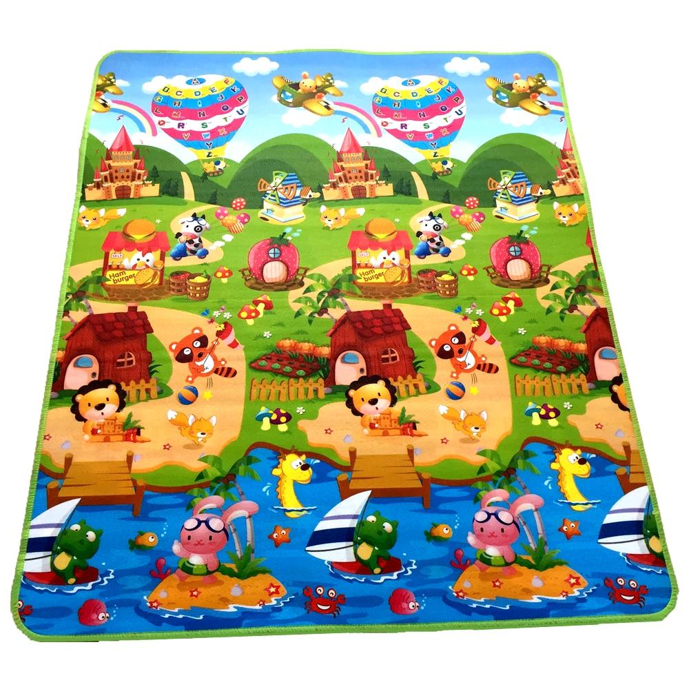 Говорящий коврик для детей