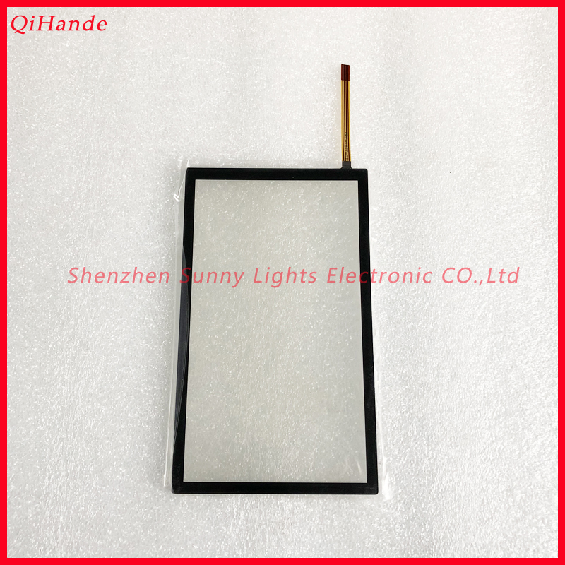 GPS touch FPC-187T-02 168*98mm 4Pin 7 inch Touch Screen 100% New Tablet PC Touch Pad Touch Panel Digitizer Car Monitor