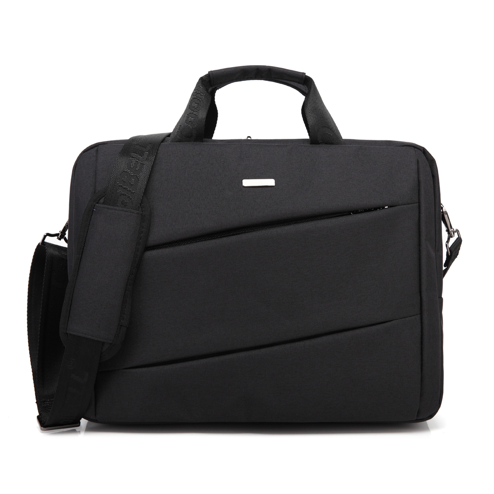 Luxury Business Laptop Briefcase Bag Shockproof Notebook Handbag Case Computer Messenger Accessory Shoulder Bag for 15.6