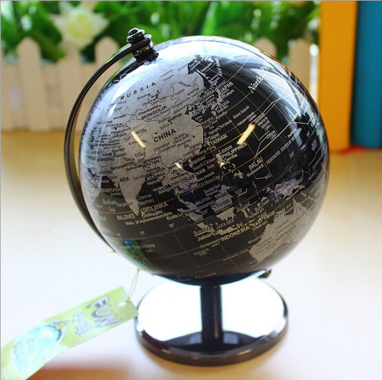 5 inch vintage style world map globe high quality iron ornaments 5 inch vintage style world map globe high quality iron ornaments geography teaching tools home decorations gumiabroncs Gallery