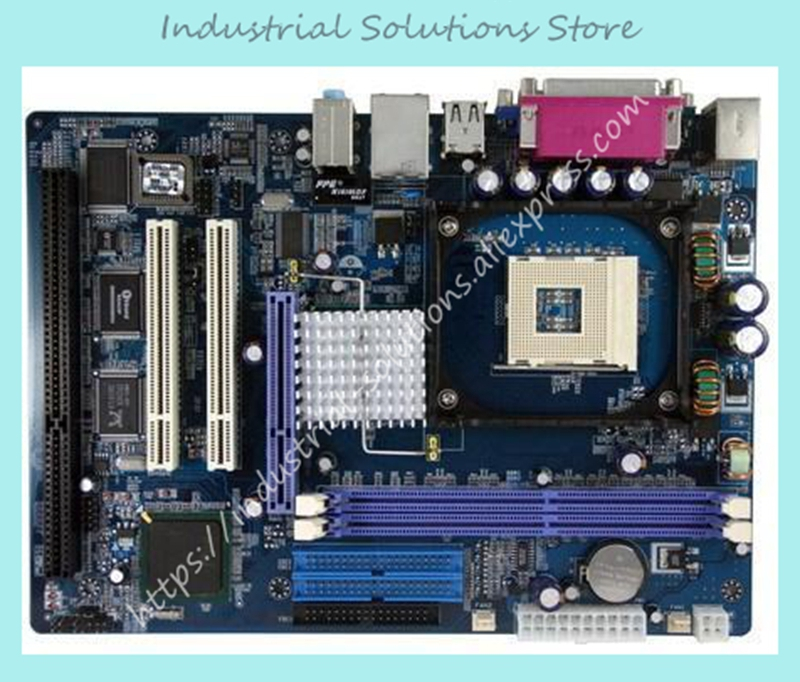 845GV Belt Isa Slots Integrated board Industrial Motherboard Belt Isa 100% tested perfect quality
