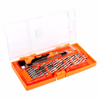 Jakemy JM 8125 Electric Toolbox Screwdriver Multitool Kit For Iphone Macbook Air Mackbook Pro Tablet Pc