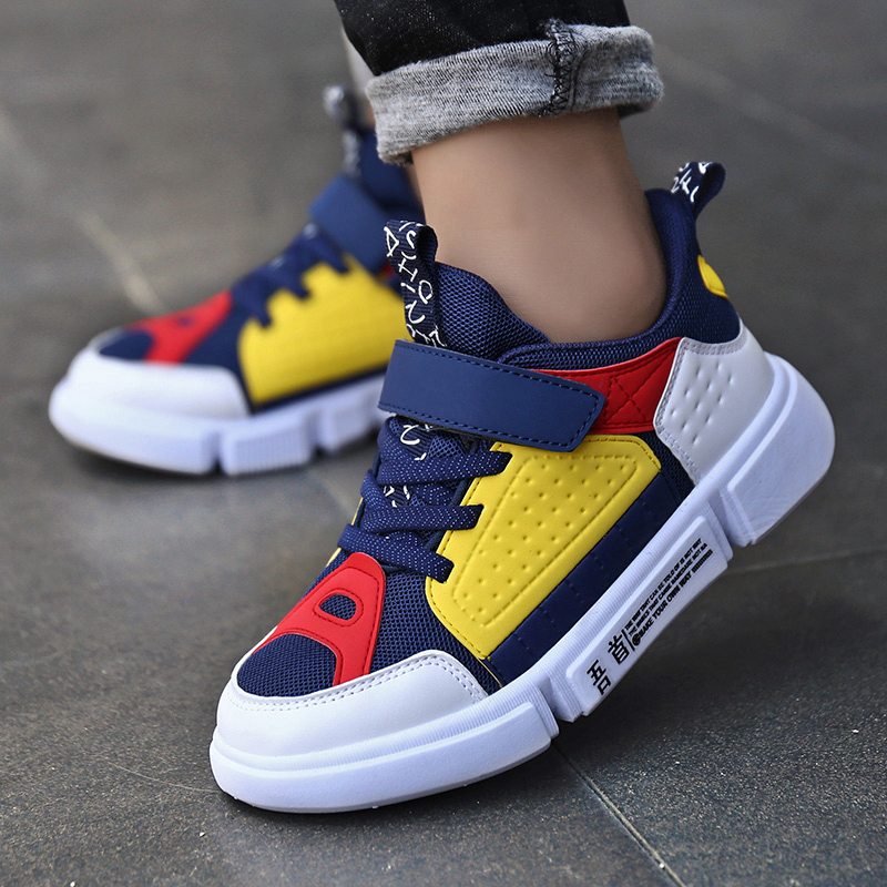 Kids Shoes Boys Kid Modis Tenis Infantil Children For Girl Sapato Infantil Sneakers Cocuk Ayakkabi Chaussure Enfant Fille Girls(China)