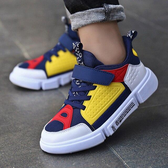 Детская обувь для мальчиков; modis tenis infantil; детские кроссовки для девочек; sapato infantil; cocuk ayakkabi chaussure enfant fille; для девочек