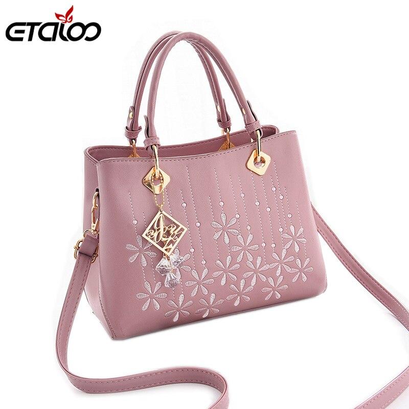 Female bag 2018 new bag sweet lady fashi