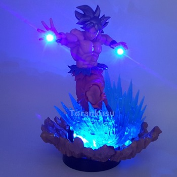 Figura de Son Goku ultra instinto de Dragon Ball Super (20cm) Figuras Merchandising de Dragon Ball