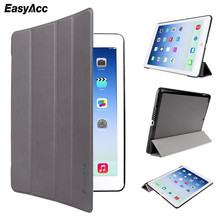 Easyacc Tablets case for iPad air 9.7 Ultra Slim PU leather Shockproof For 5 Wake Up Sleep Flip ipad 1