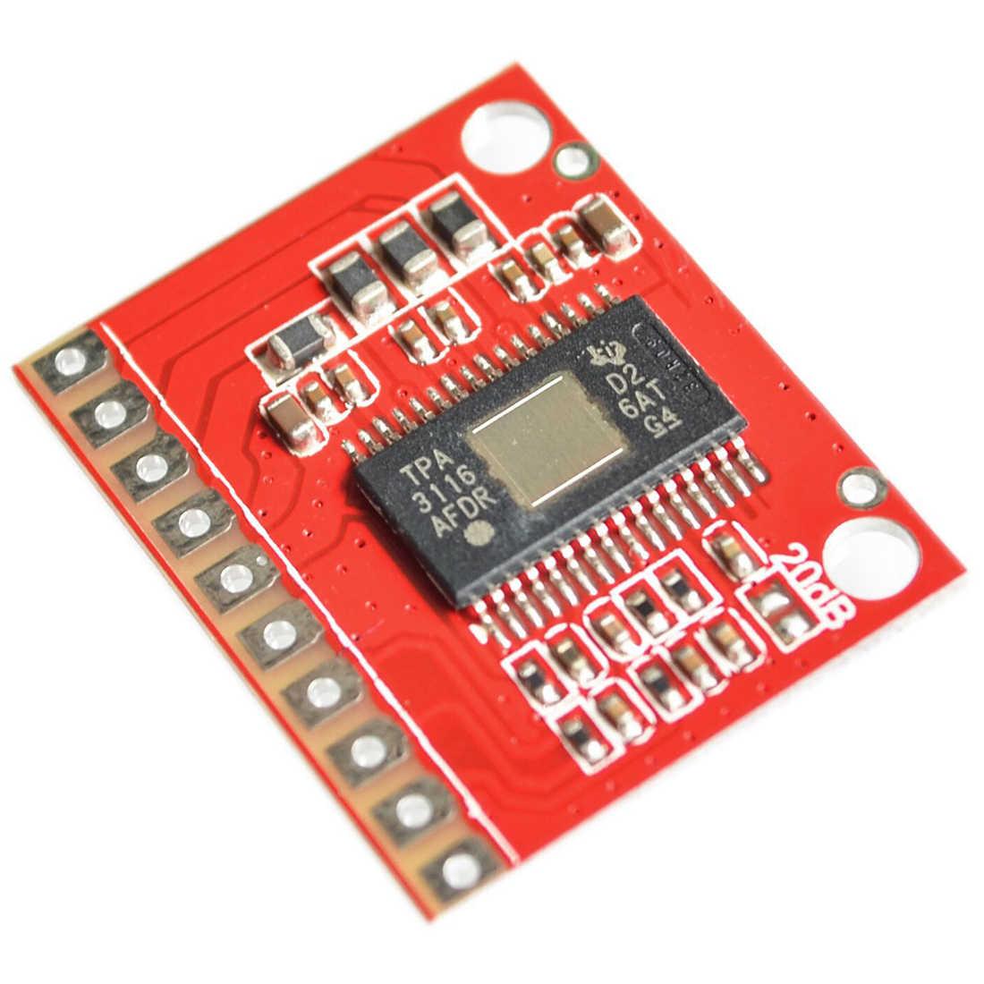 50WX2 Audio Digital Amplifier Papan 24V 100W Super TDA7492 7498 TPA3116D2 3118