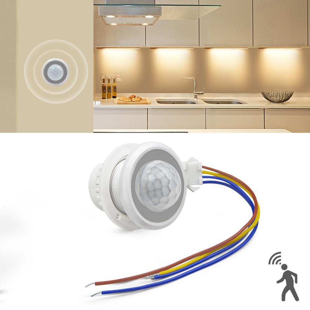 Switch 110v 220v Led Infrared Motion