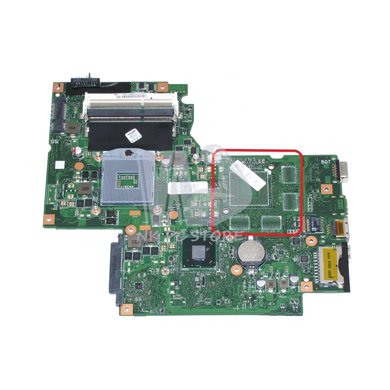 NOKOTION Laptop Motherboard For Lenovo Thinkpad G700 17.3 inch HM76 UMA DDR3 11S90003042 BAMBI MAIN BOARDNOKOTION Laptop Motherboard For Lenovo Thinkpad G700 17.3 inch HM76 UMA DDR3 11S90003042 BAMBI MAIN BOARD