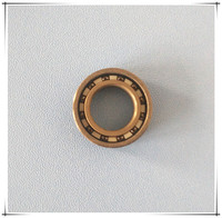 Full Ceramic Bearing 6801 61801 ZrO2 12x21x5 Mm Ball Bearings Non Magnetic Insulating PTFE Cage ABEC