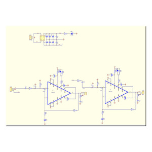 Image 5 - Kaolanhon 100W + 100W 2.0 בית אודיו מגבר לוח TDA7293 כוח AC15 32VX2 מגבר לוח ערכת & סיים לוח LM3886 peer