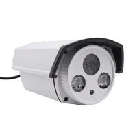 2 LED Infrared Lamp H 264 Security Surveillance AHD 720P 8mm Outdoor Waterproof CCTV Cameras PAL