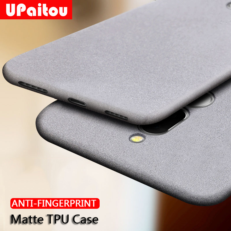 UPaitou <font><b>Case</b></font> for <font><b>Meizu</b></font> M9 M8 M6 M5 Note 9 M5S <font><b>M6S</b></font> V8 Lite Anti Fingerprint <font><b>Case</b></font> Soft Silicone Matte Thin TPU Cover for <font><b>MEIZU</b></font> <font><b>M6S</b></font> image