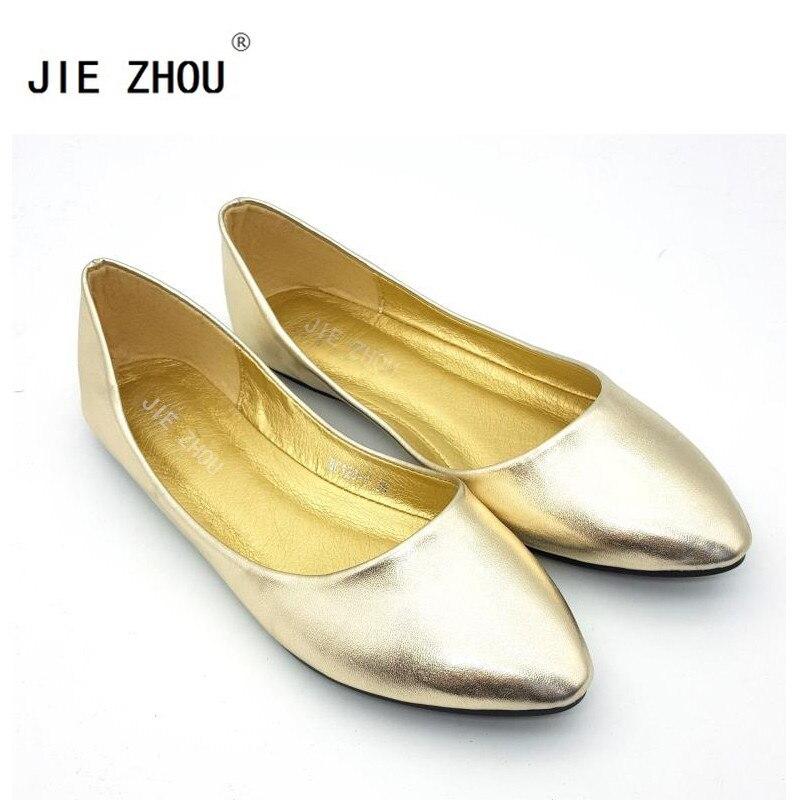 Новые 2018 Sring летняя повседневная обувь женская обувь на плоской подошве,;женская обувь с острым носком мокасины; балетки на плоской подошве; туфли на плоской подошве лоферы-балетки