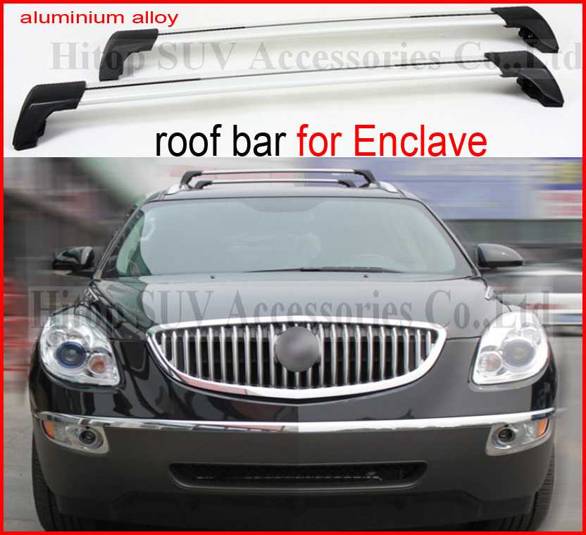 Match For Buick Enclave Roof Rail Roof Rack Roof Bar