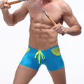 8 colors Man Mens Underwear Boxer Trunks Gay Penis Pouch Home Sleepwear Underwear beach Boxer Shorts Sleepwear swimwear