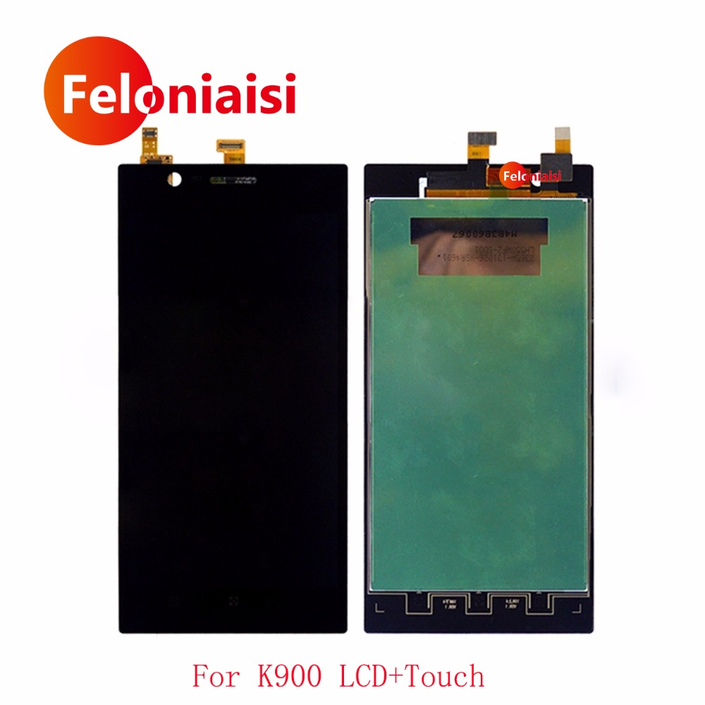 High Quality 5 5 For Lenovo K900 Full Lcd Display With Touch Screen Digitizer Panel Sensor