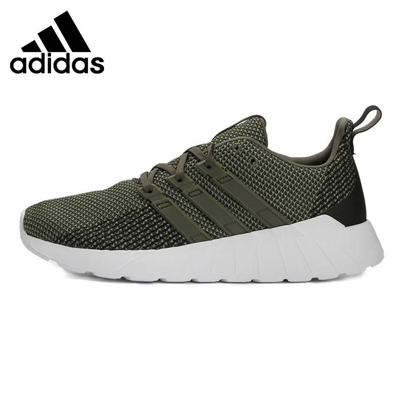 Original New Arrival 2019 Adidas QUESTAR FLOW Men's Skateboarding Shoes Sneakers