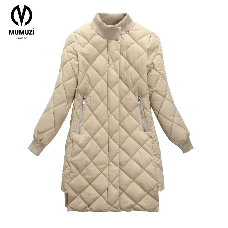 Winter long jackets and coats 2018 spring female coat