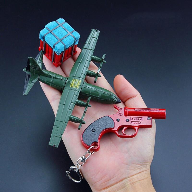 Aircraft Airdrop Box Keychain (15)