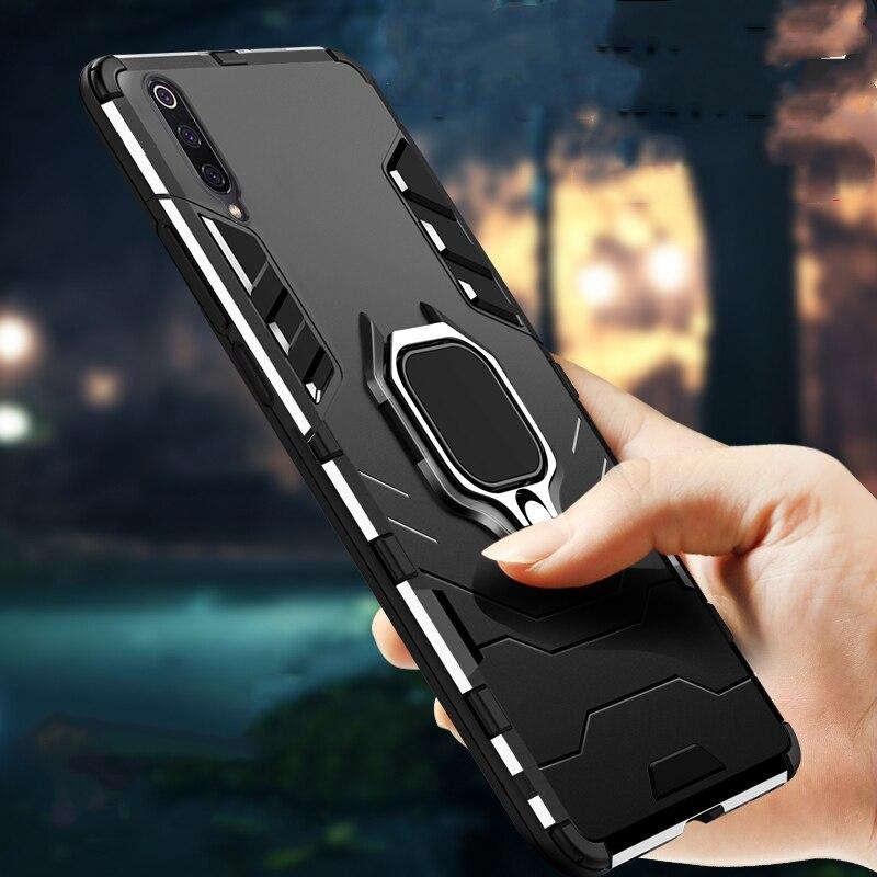 Coque armure antichoc pour Huawei P30 Pro P20 Lite P Smart Plus 2019 Mate 9 10 20 X Y6 Y7 Pro Prime 2017 2018 2019 Y5 housse