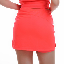 Solid Color Tennis Skirt