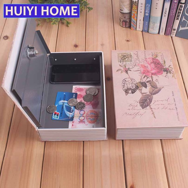 Secret Storage aliexpress : buy huiyi home simulation book shape secret