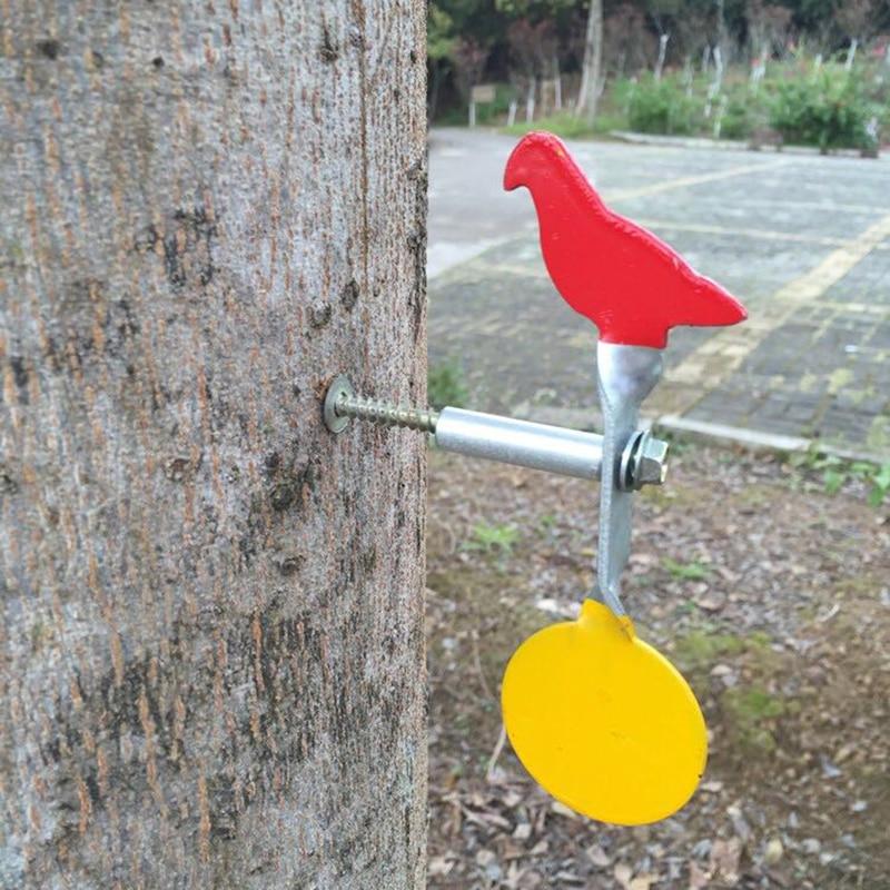 1Pcs Stainless Steel Diameter In 35Mm Pigeon Shooting Target Shooting Purpose