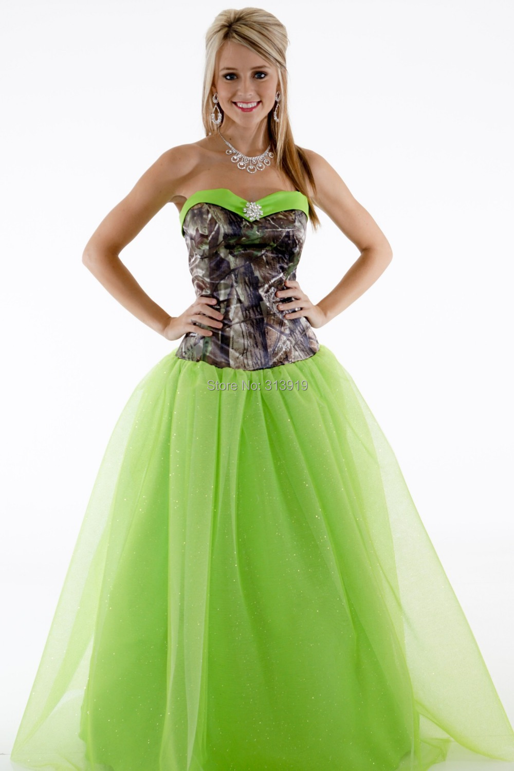 Cheap Ball Gown Prom Dresses