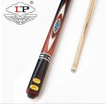 купить LP DREAM 3/4 Piece Snooker Cue One Piece Billiard Cue Stick with Case with Extension North American Ash Shaft Snooker 10mm Tip дешево