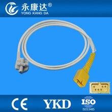 MEK MP-100/MP400/MP500 Pediatric Soft Tip Spo2 Sensor