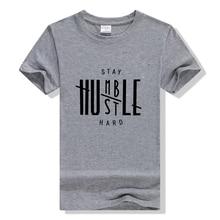 Christian T-Shirt  Stay Humble Hustle Hard