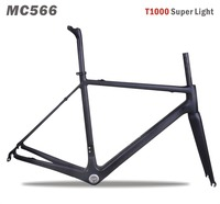 Toray T1000 Di2 Carbon Road Frame 2 Years Warranty Free Ship 700c Carbone Route 48 60cm