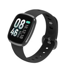 Купить с кэшбэком GT103 Tempered glass Smart Watch With Blood Pressure Heart Rate Monitor Sleep Sport Tracker Fitness Smartwatch for Men Women