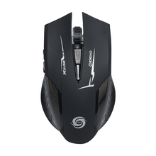Ultra Gaming-Grade Optical Precision 6 buttons 2.4G Wireless Mouse USB Laser Computer Gaming Mouse For PC Laptop