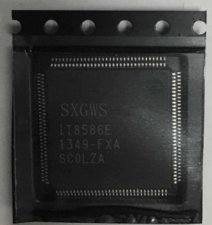 10piece 100 New for IT8586E FXA FXS CXS I O Chipset TQFP IC Chip