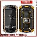 100% Originales Conquista S6 3G RAM 32G teléfono IP68 a prueba de agua 4G FDD-LTE MTK8752 5.0 ''Gorilla Glass 13MP Android 5.1 NFC runbo S8