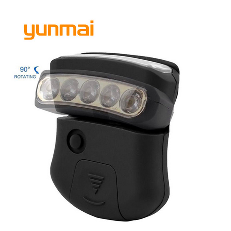 yunmai Brand High Power 5 Led Cap Head Torch Waterproof Headlamp 2000 Lumens Led Flashlight Head lamp light for Fishing Hunting hunting friends high power led headlamp led rechargeable head flashlight waterproof head lamp for fishing hunting camping
