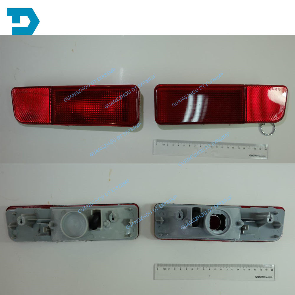 2003-2007 outlander rear bumper lamp airtrek rear fog lamp buy 2 piece if you need 1 pair without bulb all other parts available